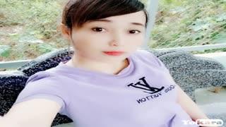 [KARAOKE] Hương tóc mạ non - Quang Lê ft Hà Phương - YouTube