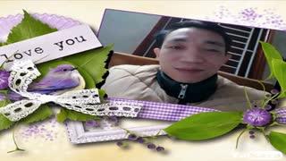 Karaoke Chuyen Tinh Mong Thuong Song Ca  Bang Tam+Dan Nguyen