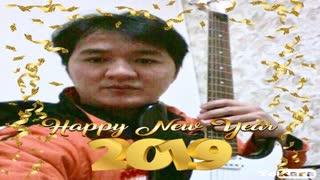 Karaoke Nhạc Sống Hoa Cài Mái Tóc Remix - Tone Nữ - Đại Nghiệp Organ