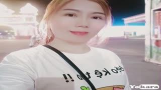 Đoạn Buồn Đêm Mưa   Karaoke Song Ca   Huỳnh Nhật Thanh ft Ngọc Ý Diệu   Beat Chuẩn   Tone Am